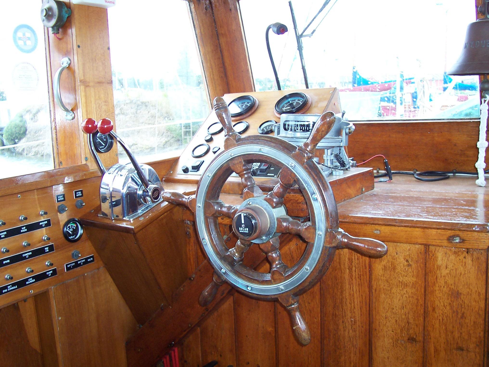 Top 10 Punto Medio Noticias Wooden Boat Steering Wheel Name