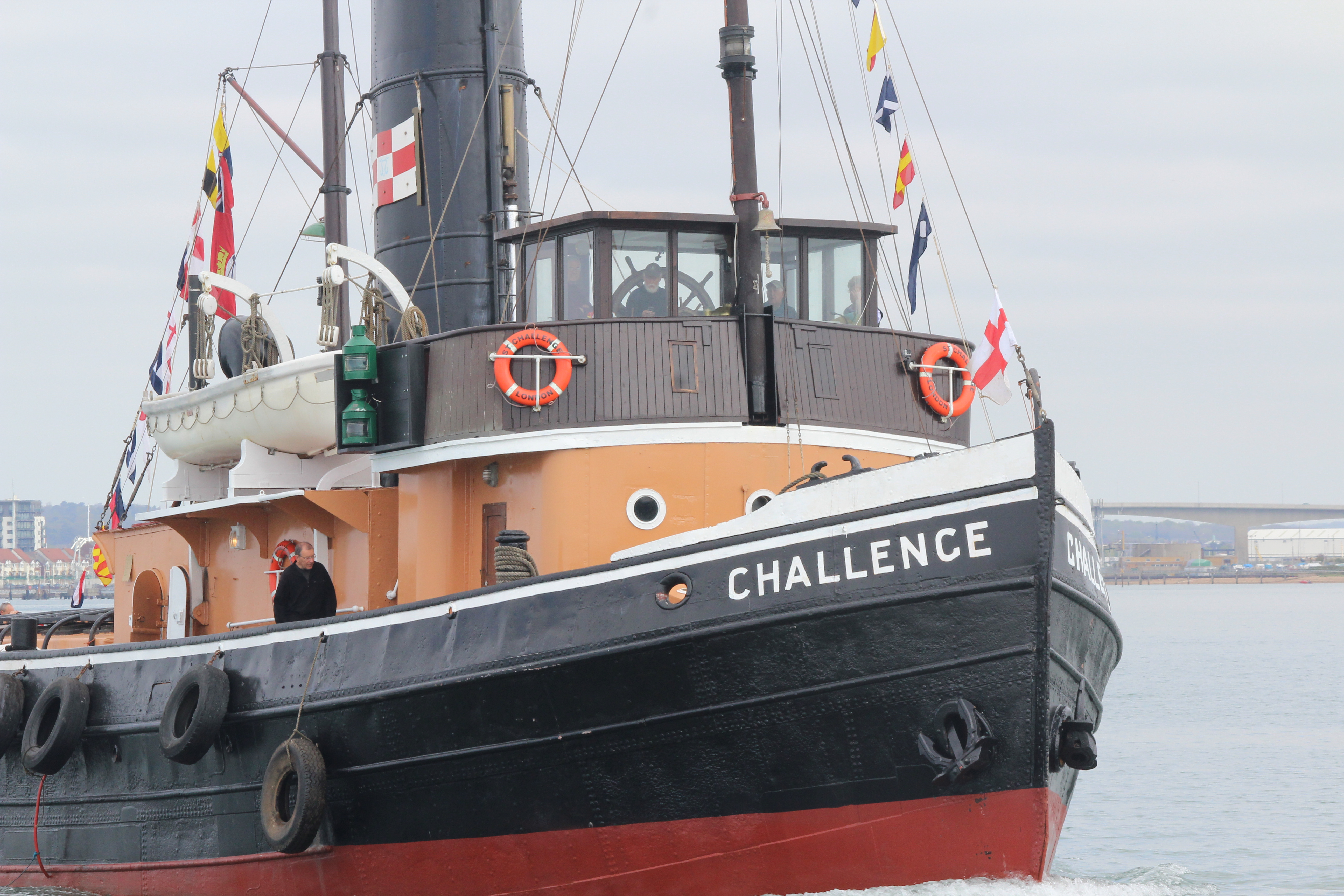 Name Challenge | National Historic Ships