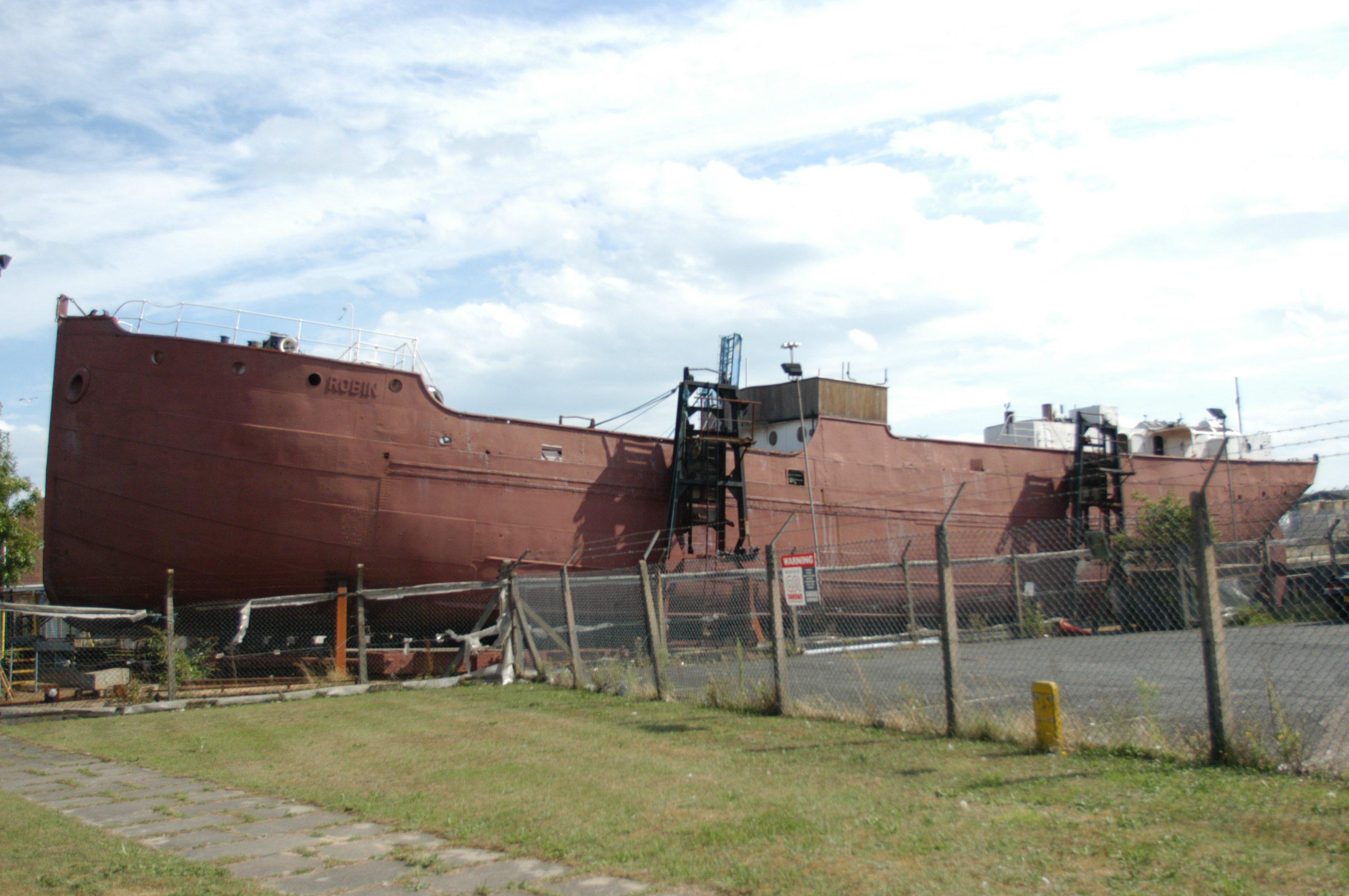 Name SS Robin | National Historic Ships