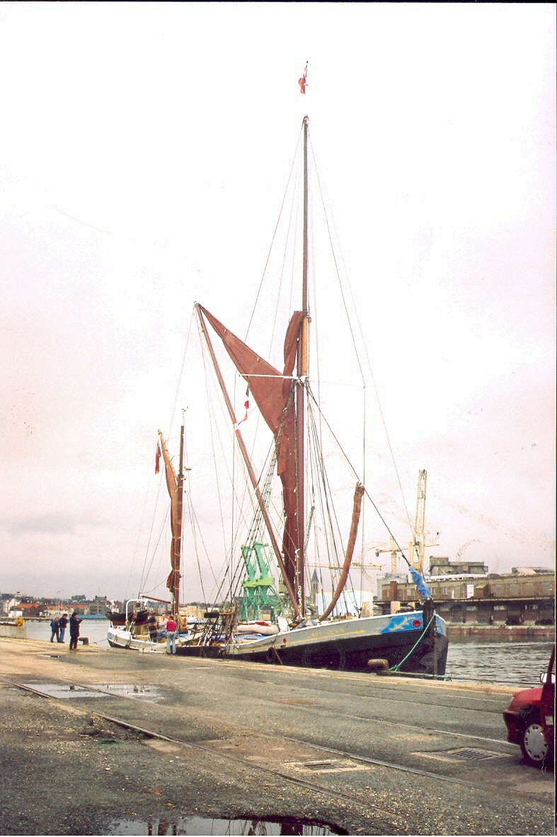 Lady Jean Campbell Is The Next Top British Model: National Historic Ships