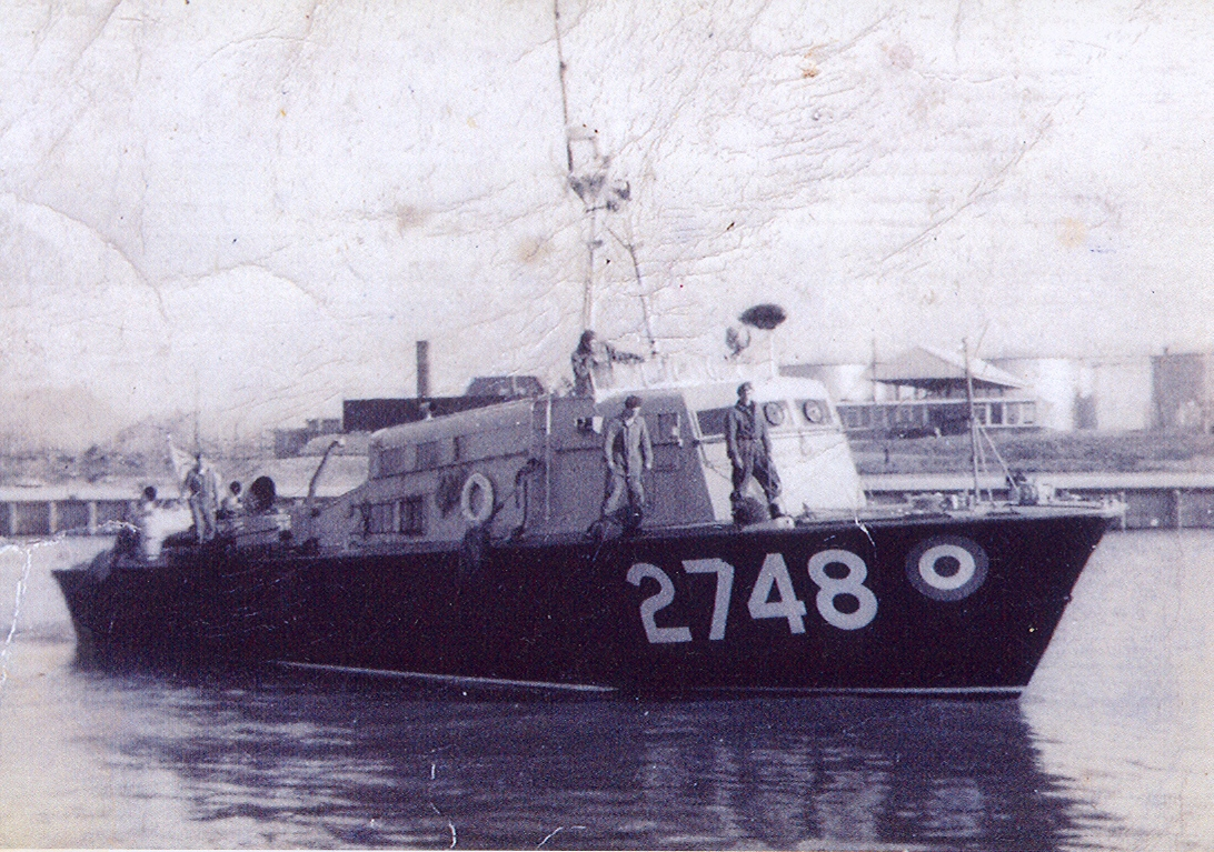 RTTL 2748 - during service