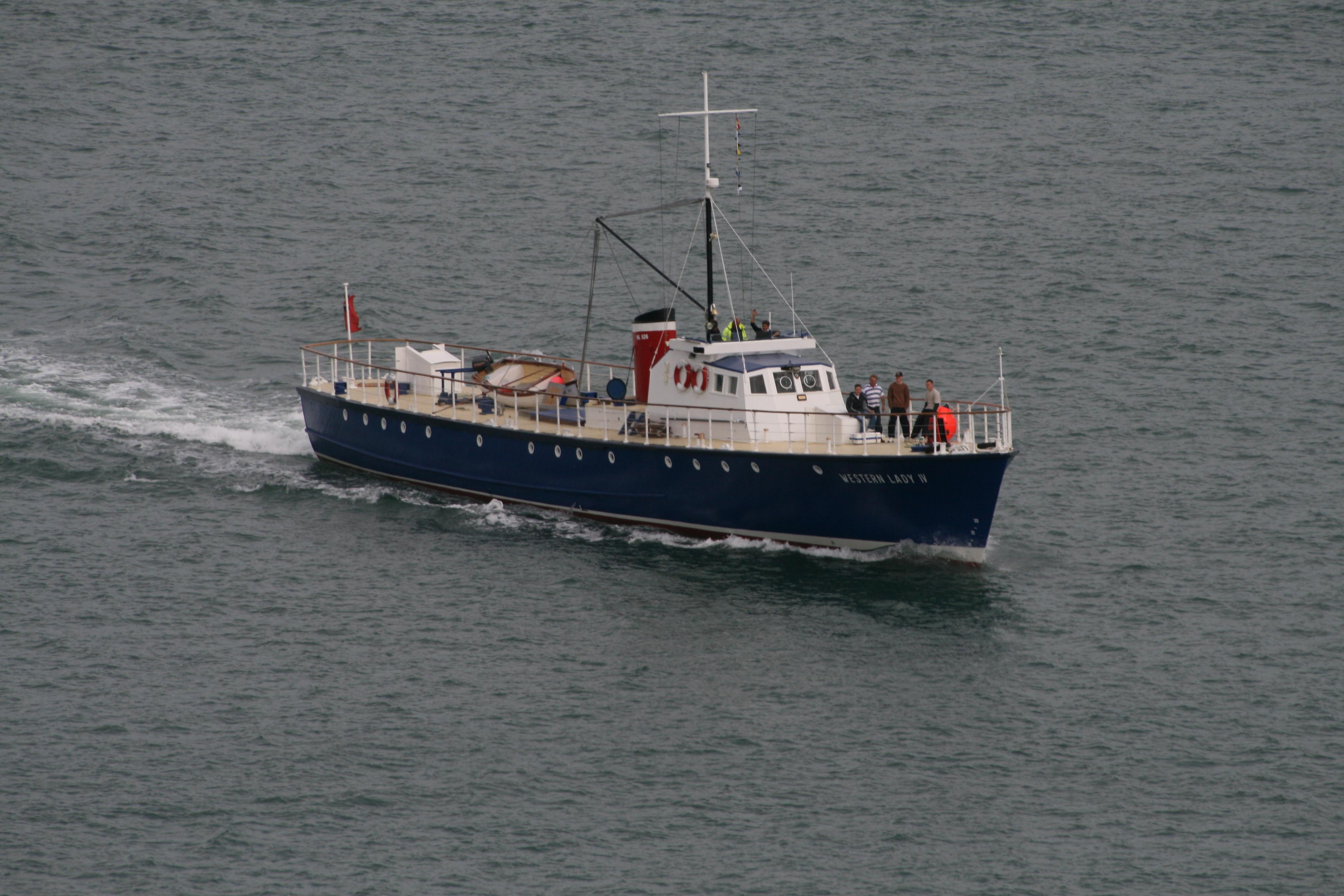 Name RML 526   National Historic Ships