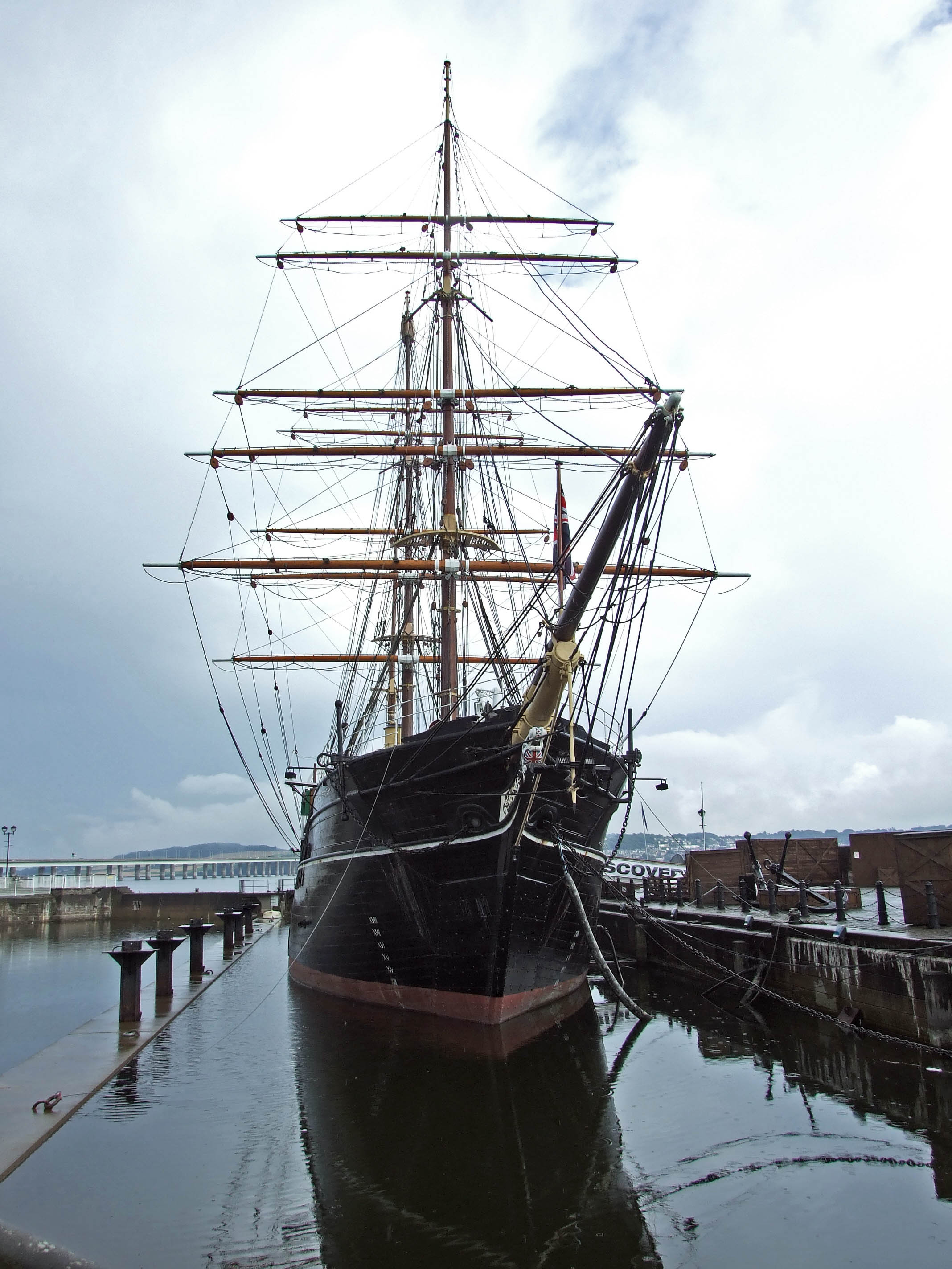 Name RRS Discovery | National Historic Ships