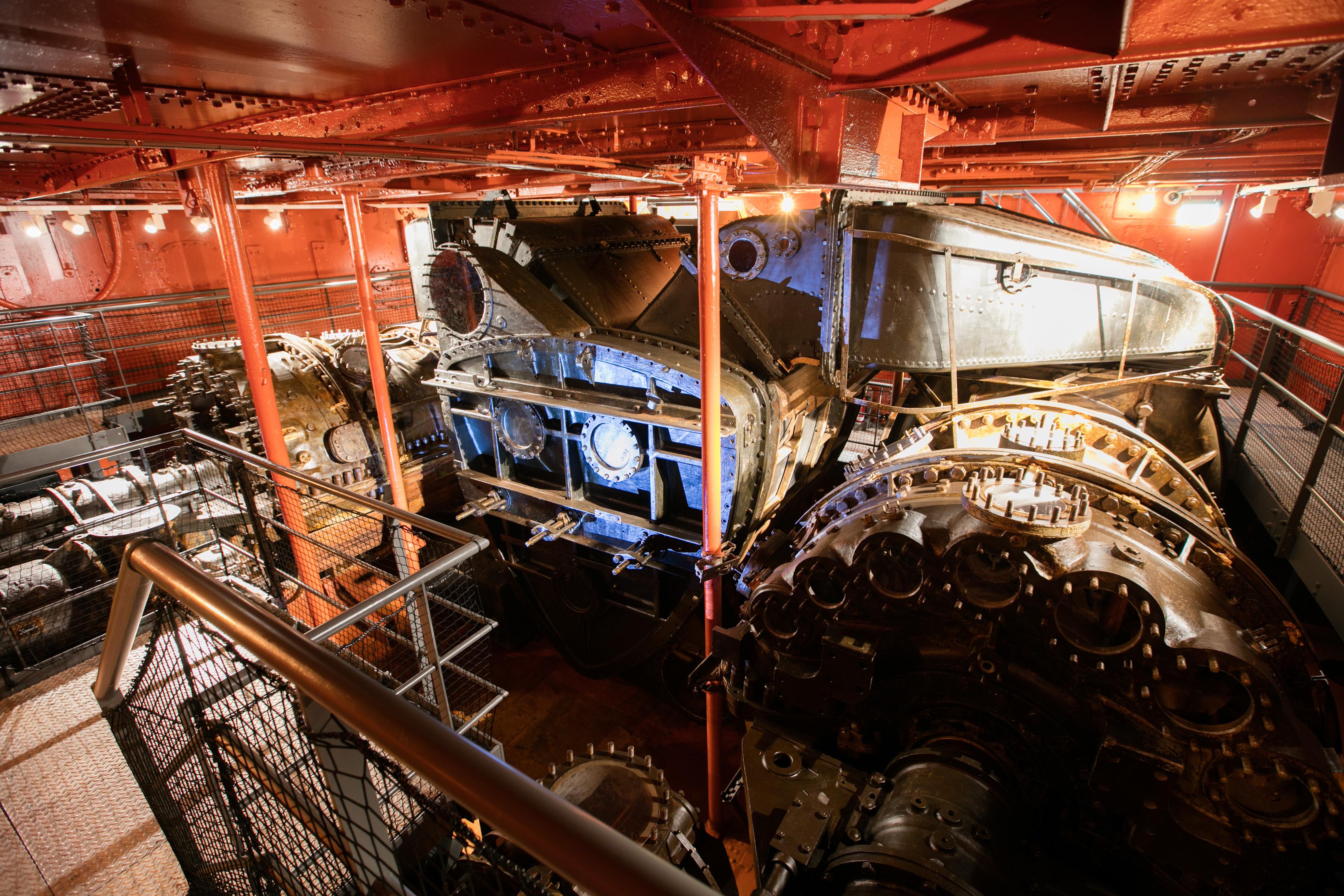 Name Hms Caroline National Historic Ships