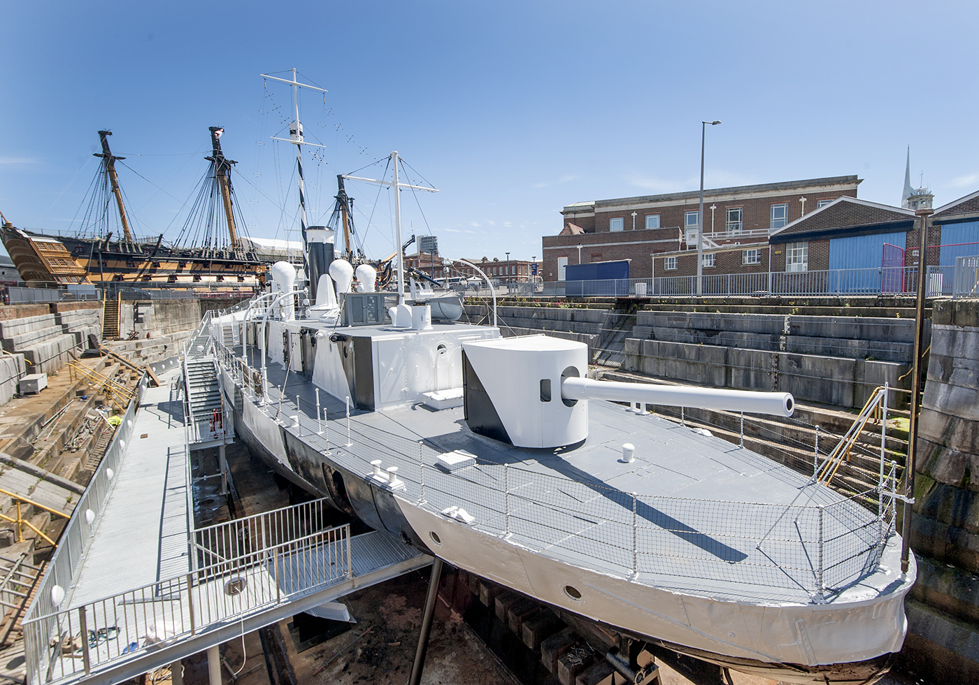Name Hms M33 National Historic Ships