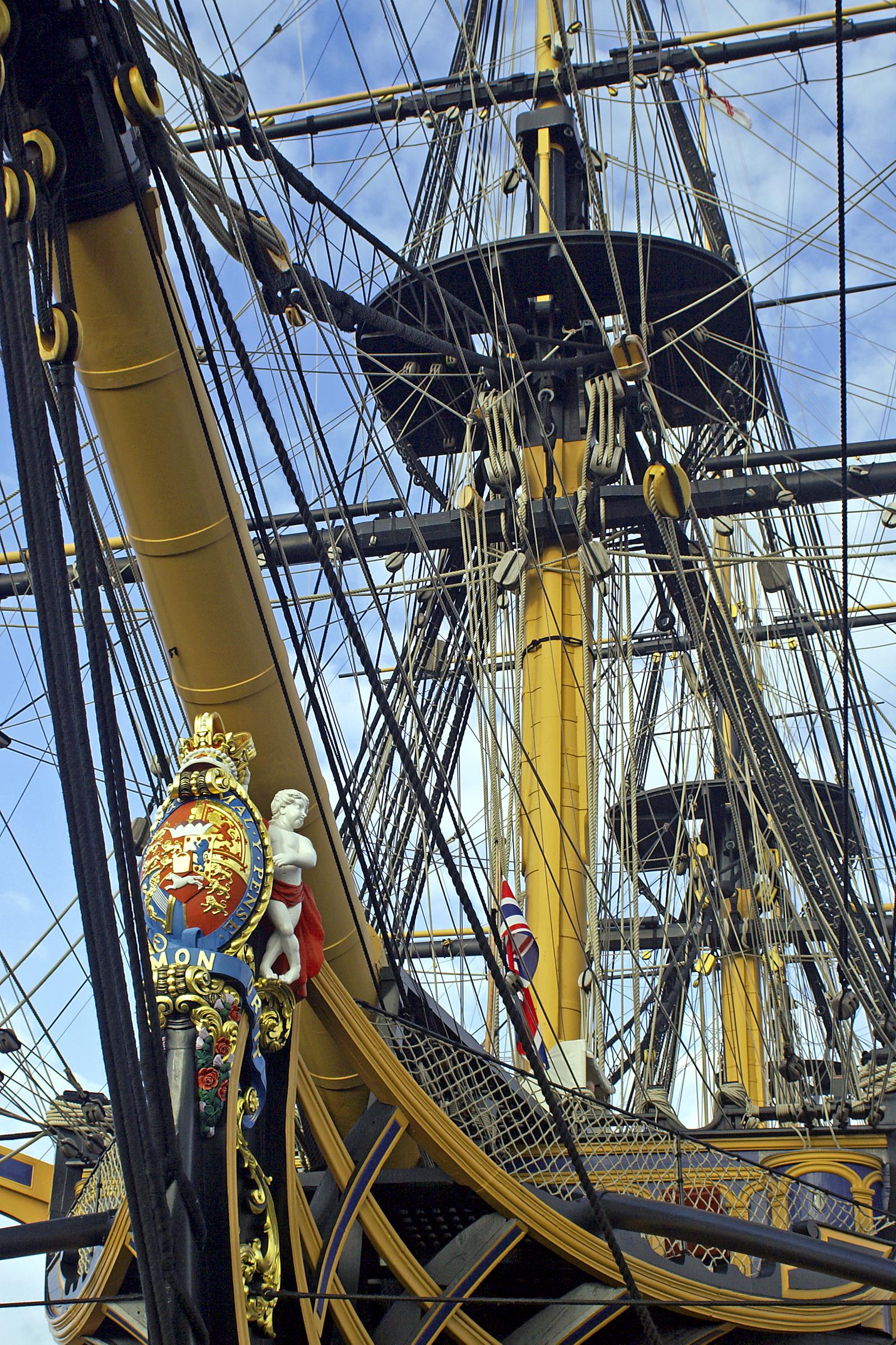 name hms victory national historic ships