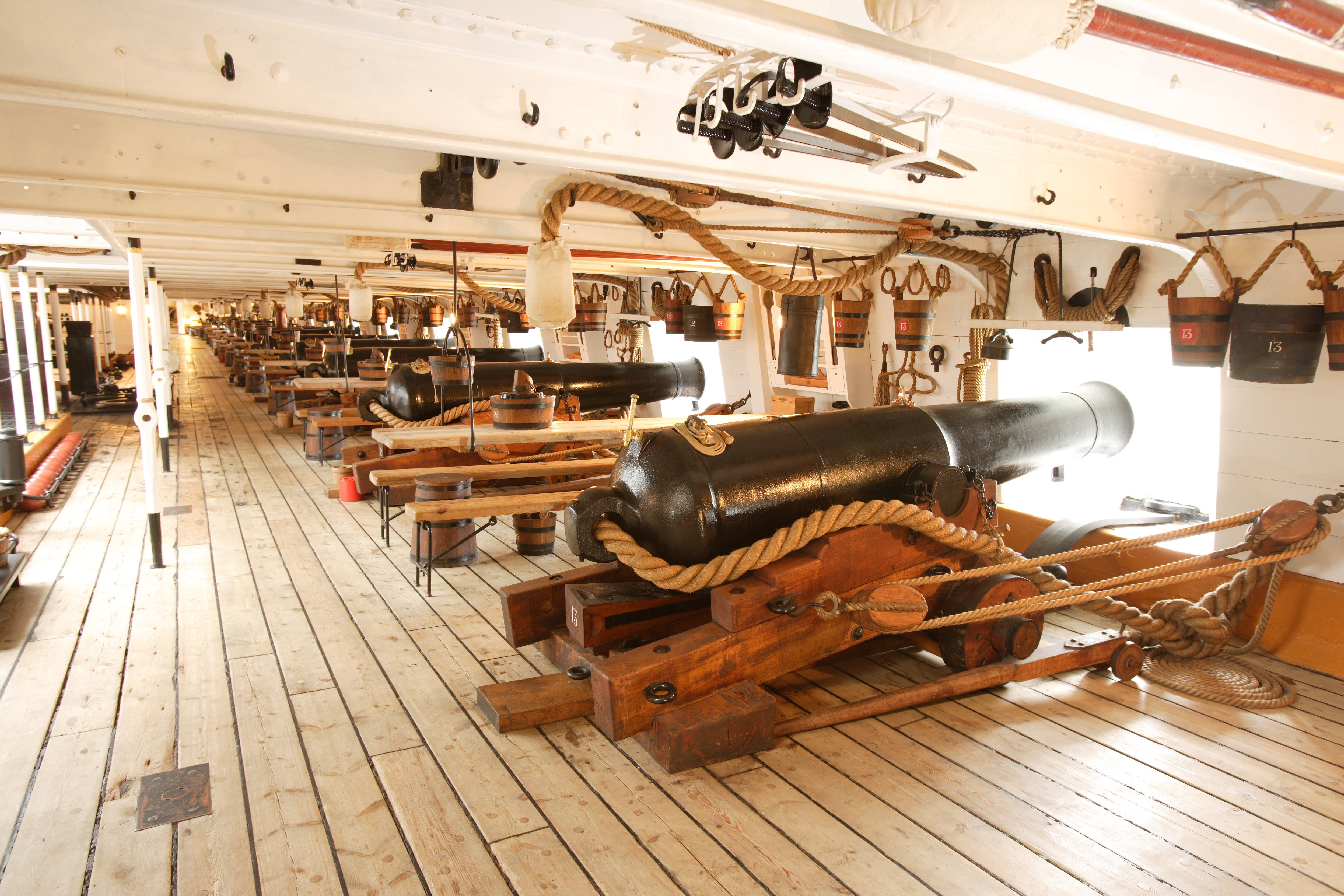 Name Hms Warrior National Historic Ships