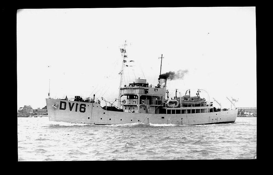 Name Lorrimar   National Historic Ships