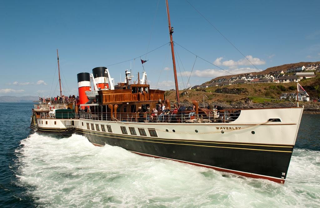 Number 1 Cochran >> Name Waverley | National Historic Ships