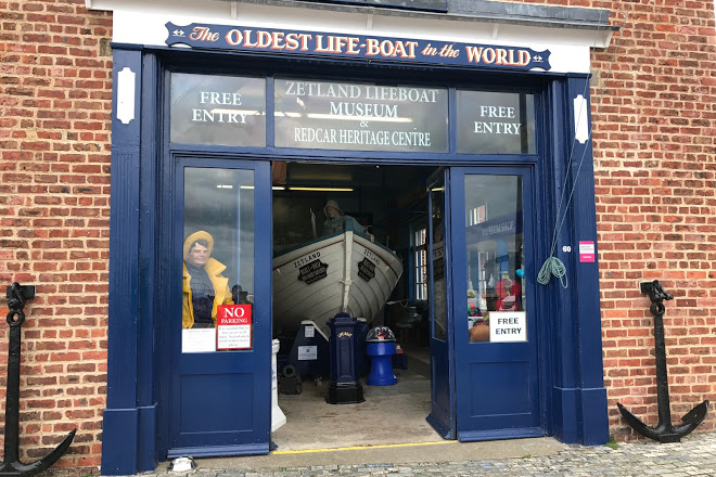 Zetland Lifeboat Museum & Redcar Heritage Centre