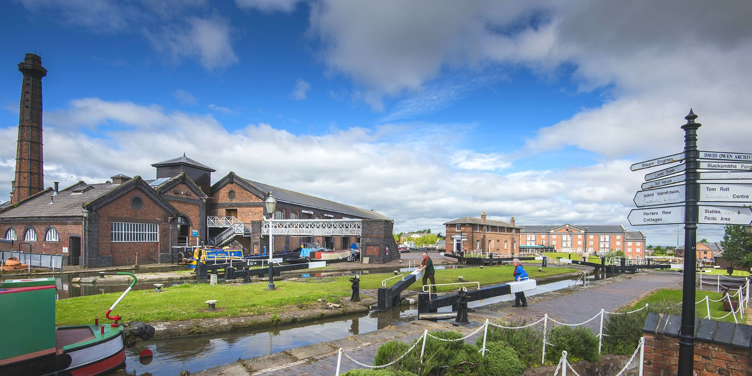 National Waterways Museum, Ellesmere Port (c) Canal & River Trust