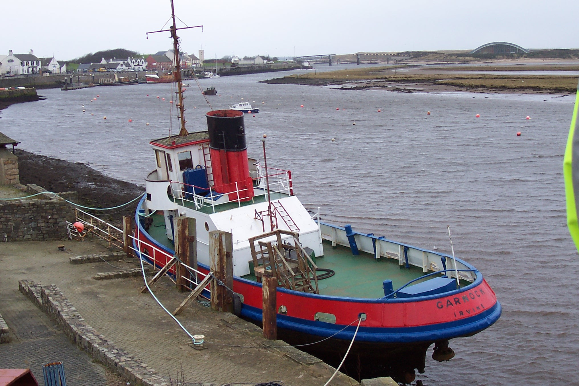 Garnock (c) National Historic Ships UK