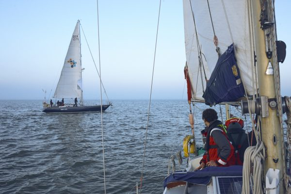 Sail Boat Project - Community Sailing Fund