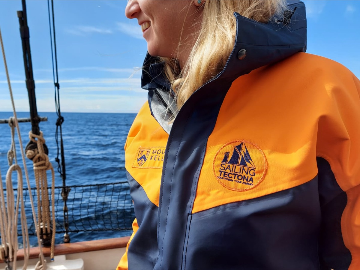 New waterproofs from Guy Cottons (c) Tectona Sailing