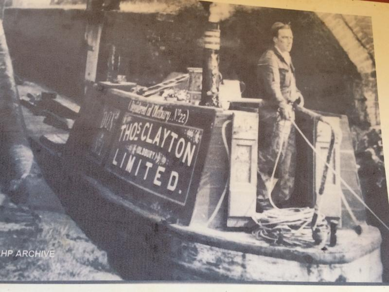 Don - when working on the Severn & Canal Carrying Company Ltd