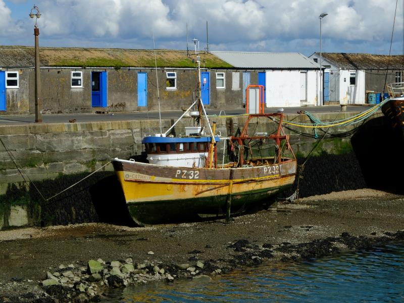 In Newlyn