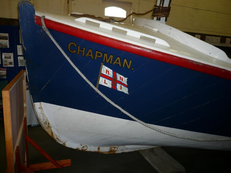 Chapman - close of up bow