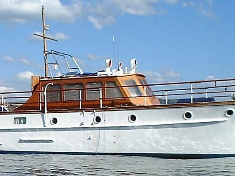 Silver Ghost II - starboard side