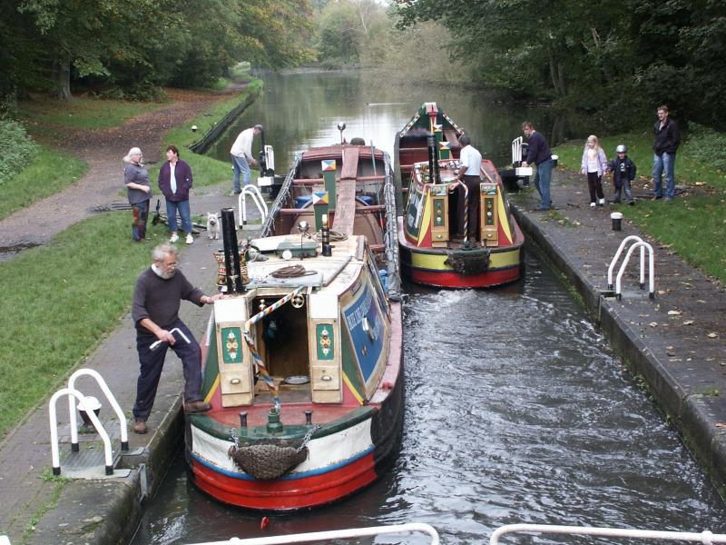 Nutfield on the canal