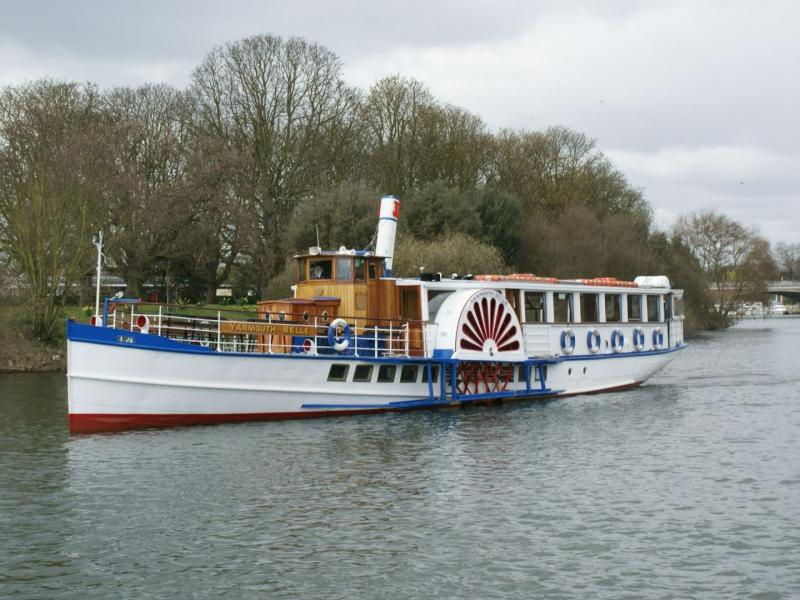 YARMOUTHBELLE at Kingston