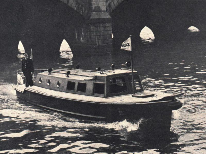 SEMPER VIGILO on River Clyde