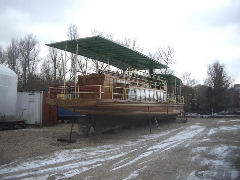 Belle - awaiting restoration