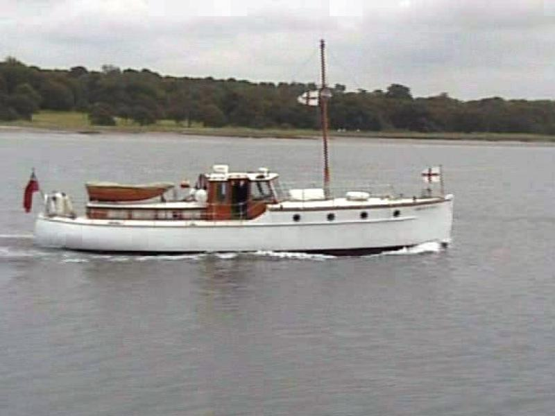 Brown Owl - starboard side