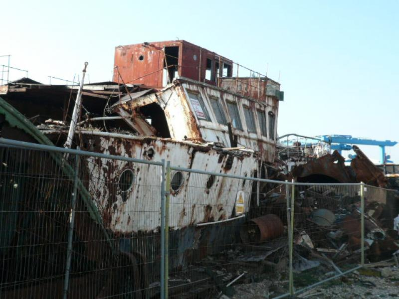 Ryde in very bad condition.
