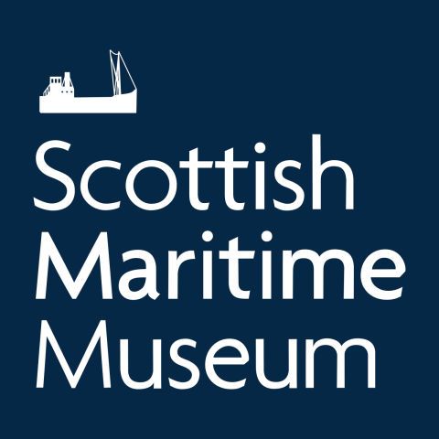 Scottish Maritime Museum logo