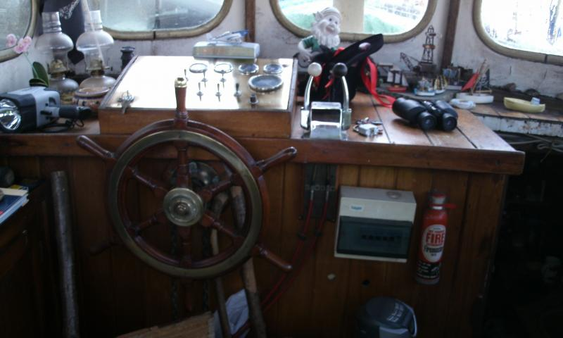 Anaurus wheelhouse
