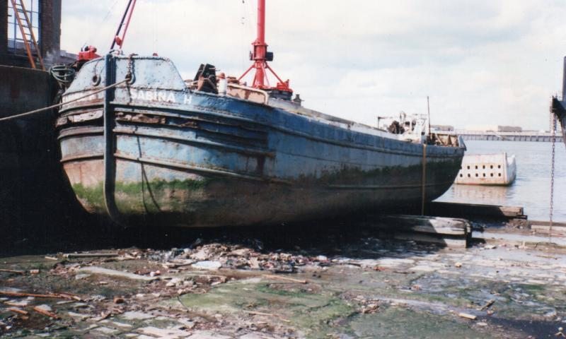 Sabina H - prior to restoration