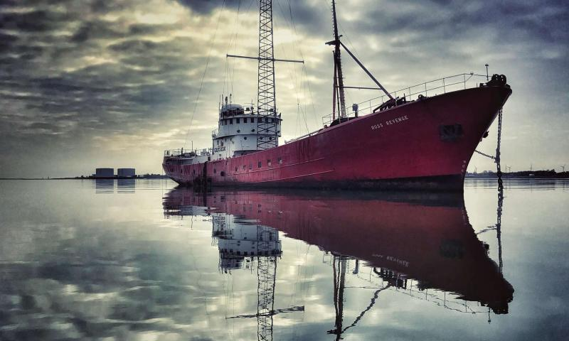 Photo Comp 2018 entry (A) - Radio Caroline Dramatics, by Stacey Belbin