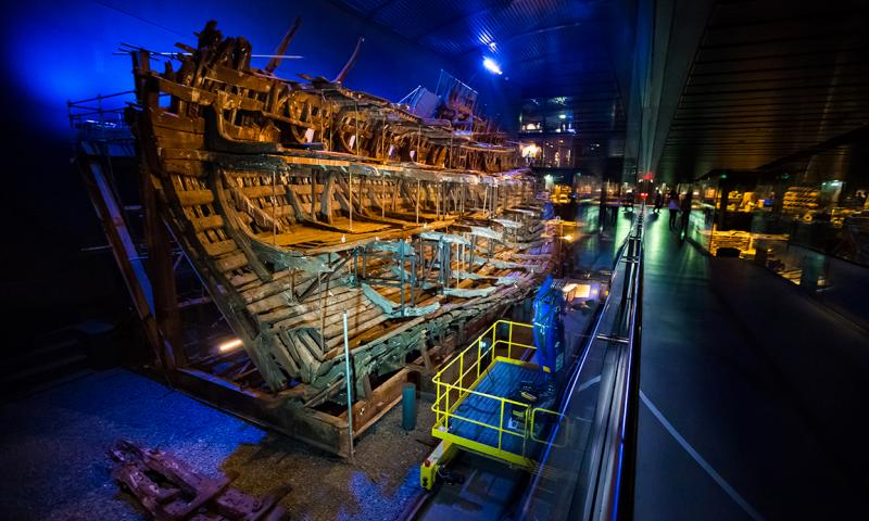 Mary Rose from Lower deck Context Gallery