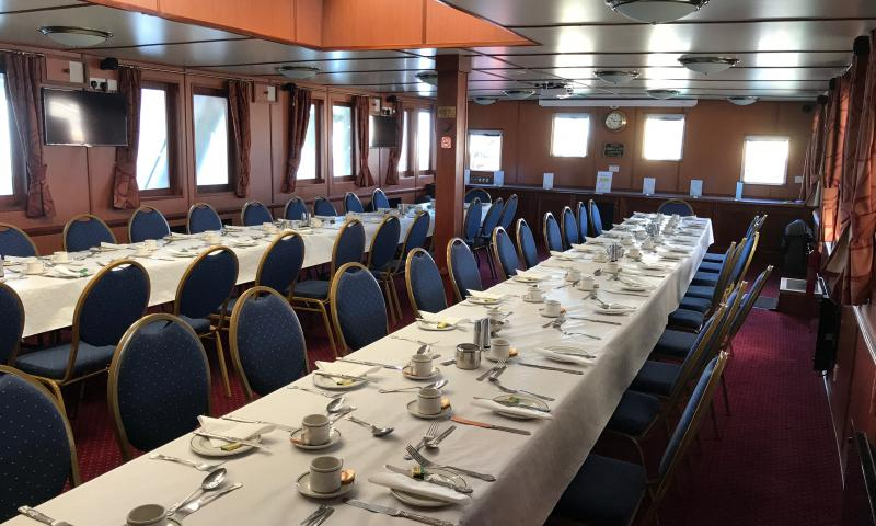 Shieldhall - Dining Room