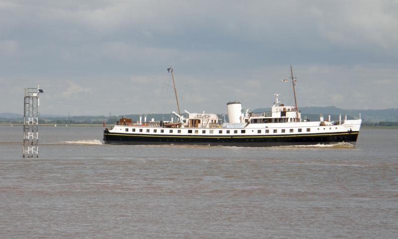 MV Balmoral River 7, Jun 2014