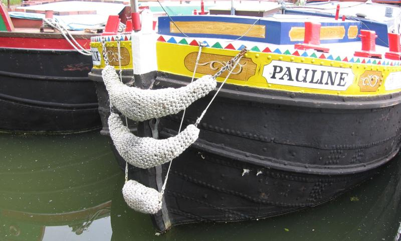 Pauline - bow view