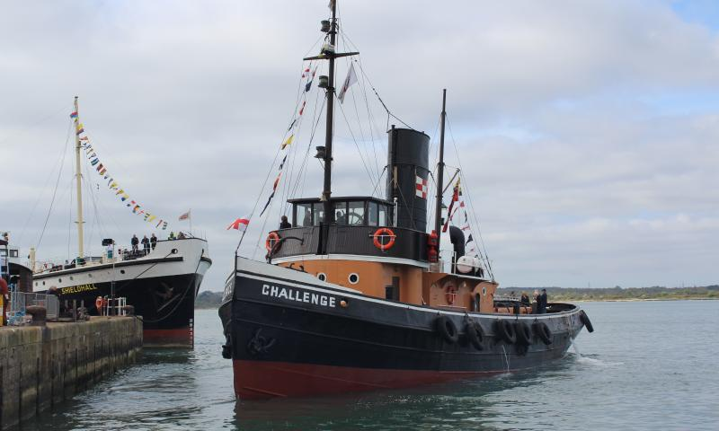 Challenge with Shieldhall