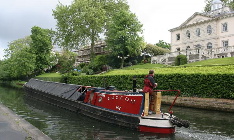 Fulbourne on regents canal