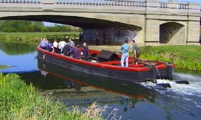 SUSAN - approaching Chelmsford
