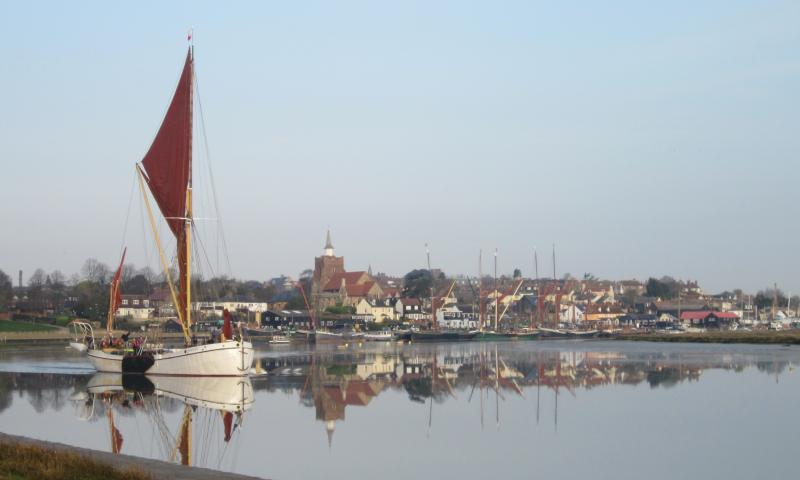 Photo Comp 2012 entry: Reminder - Port of Maldon