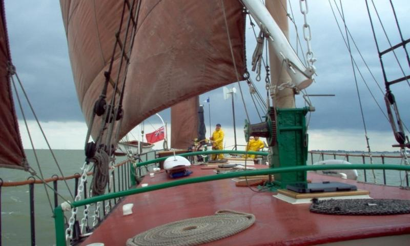 Fertile under sail