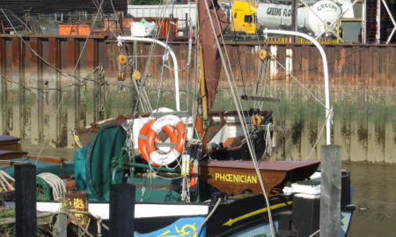Phoenician at Heybridge, 2008