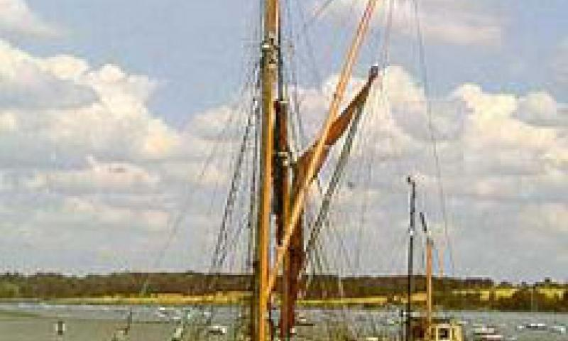 PHOENICIAN - at Pin Mill.