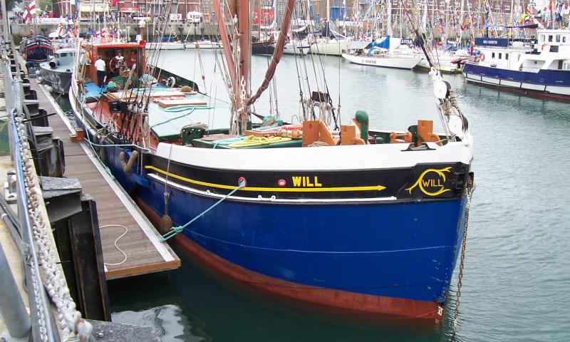 Will - starboard bow