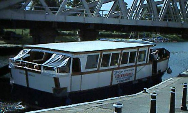 Boston Belle - starboard side