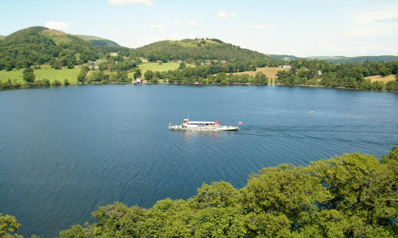 Photo Comp 2012 entry: Raven - on Ullswater