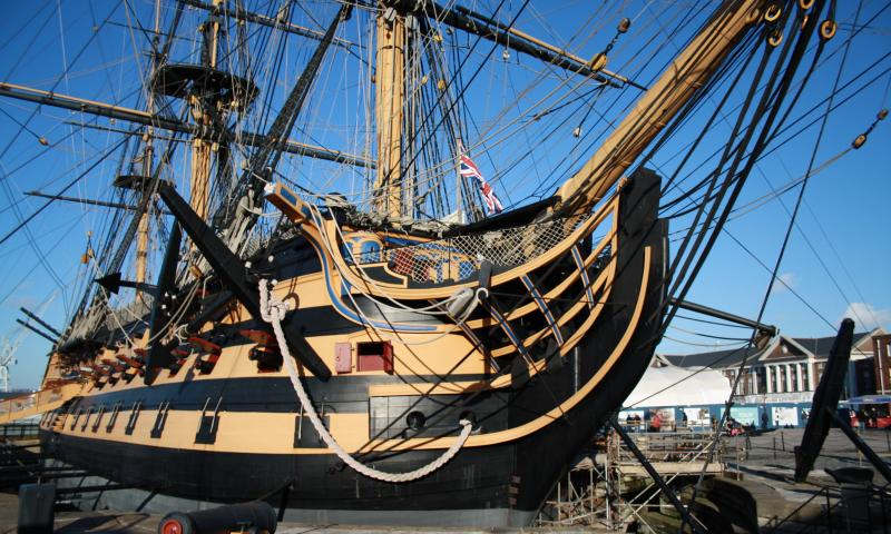 HMS Victory - Photo Comp 2011 entry
