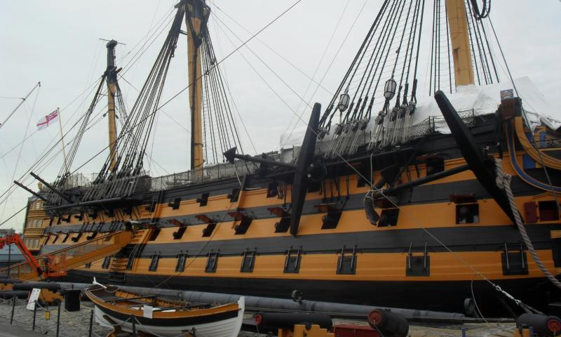 Photo Comp 2012 entry: HMS Victory