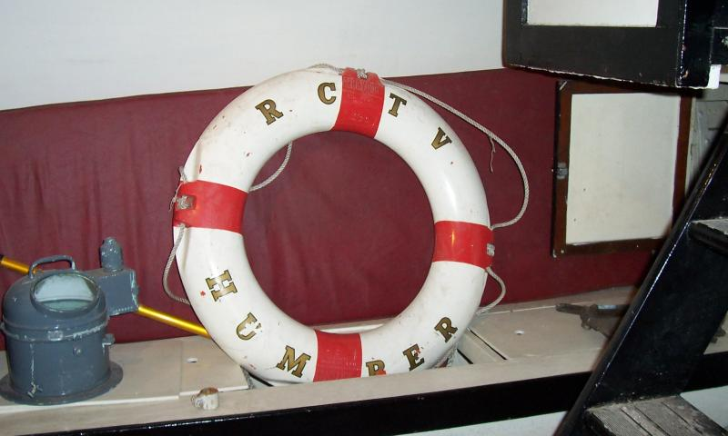 Humber's life ring