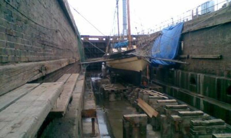 Speedwell - boat repairs